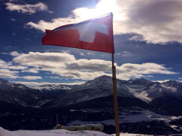Швейцария, февраль  2016