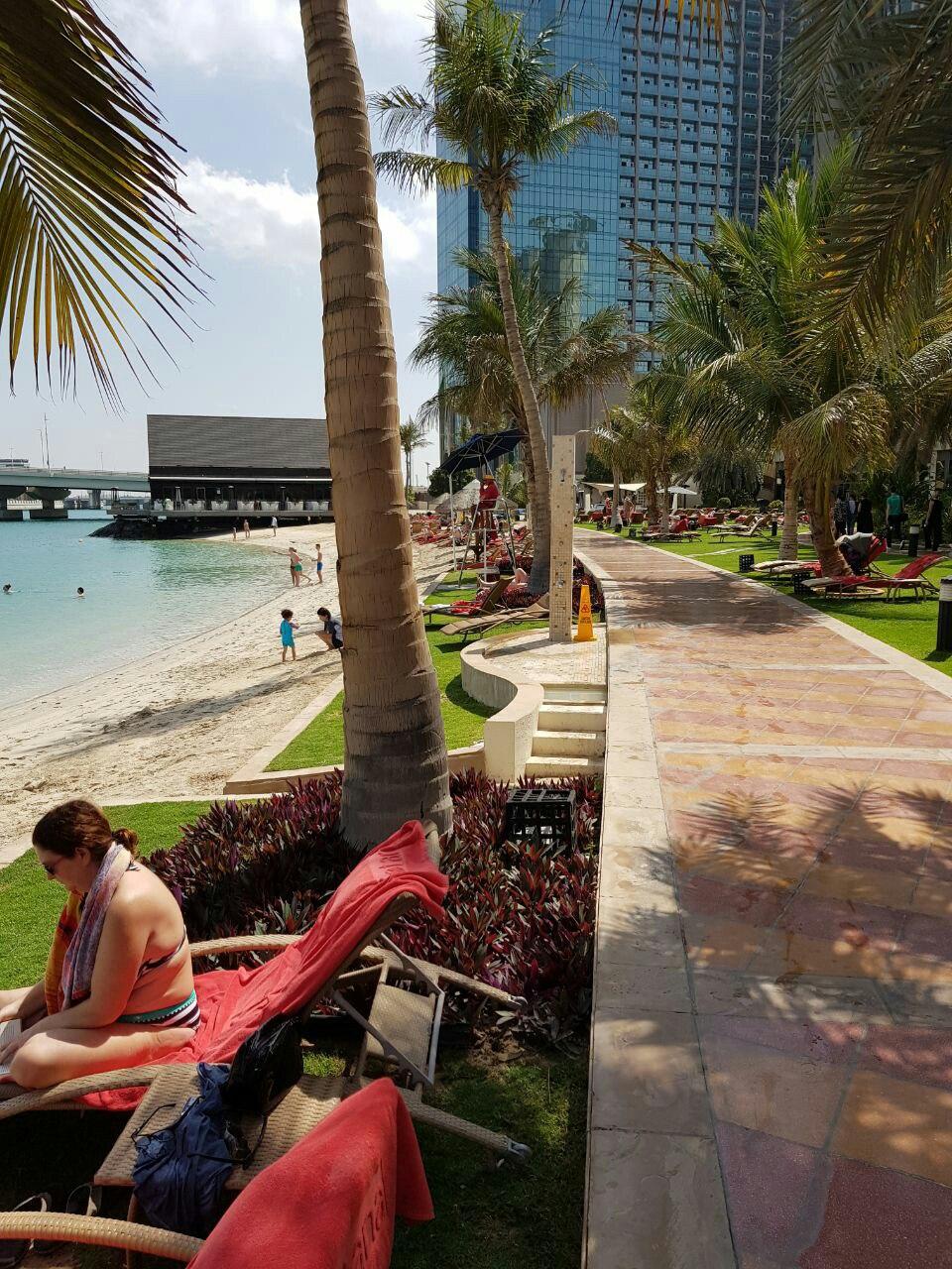 Beach Rotana 5*
