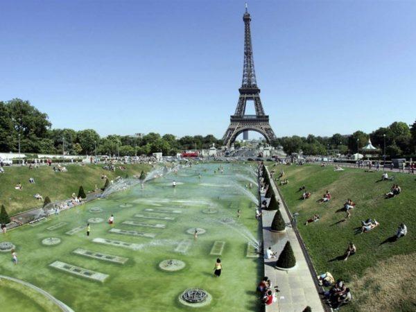 Франция, Париж+Диснейлэнд, ноябрь 2014