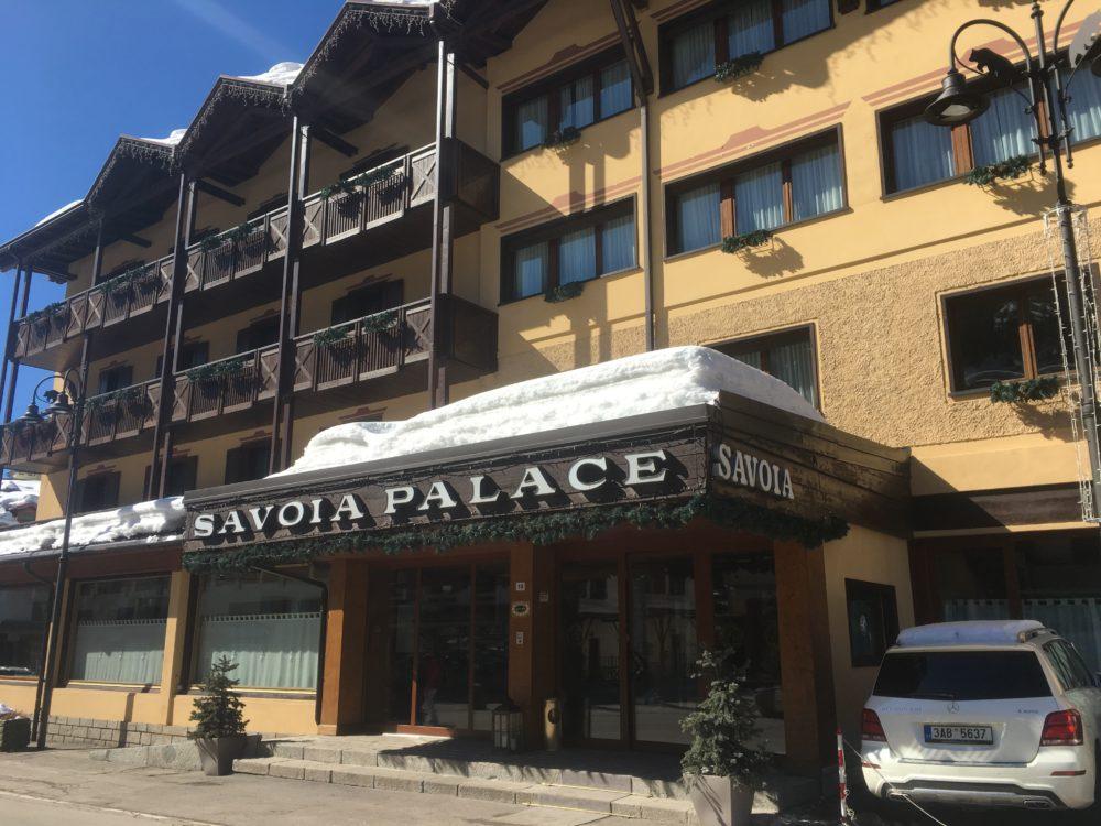 SAVOIA PALACE 4* Мадонна-ди-Кампильо, Валь-Рендена