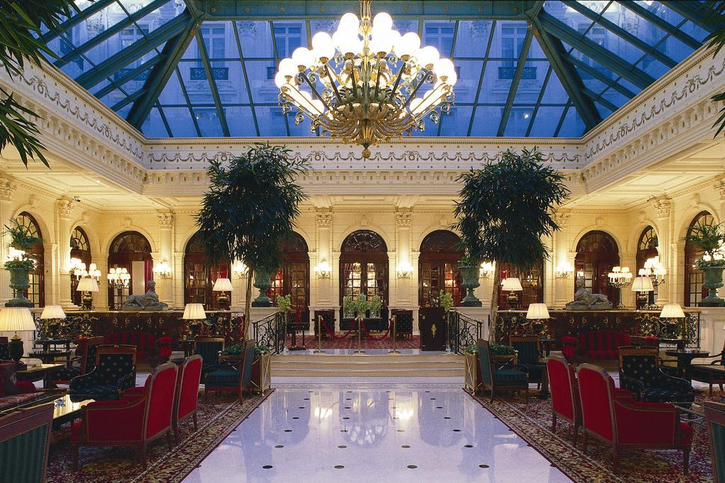Париж, Отель Grand Intercontinental 4*