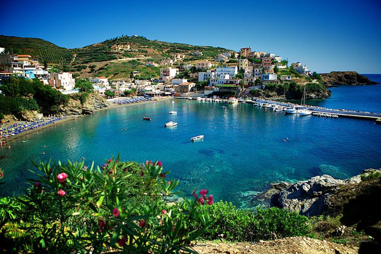 Греция, о. Крит, сентябрь 2014