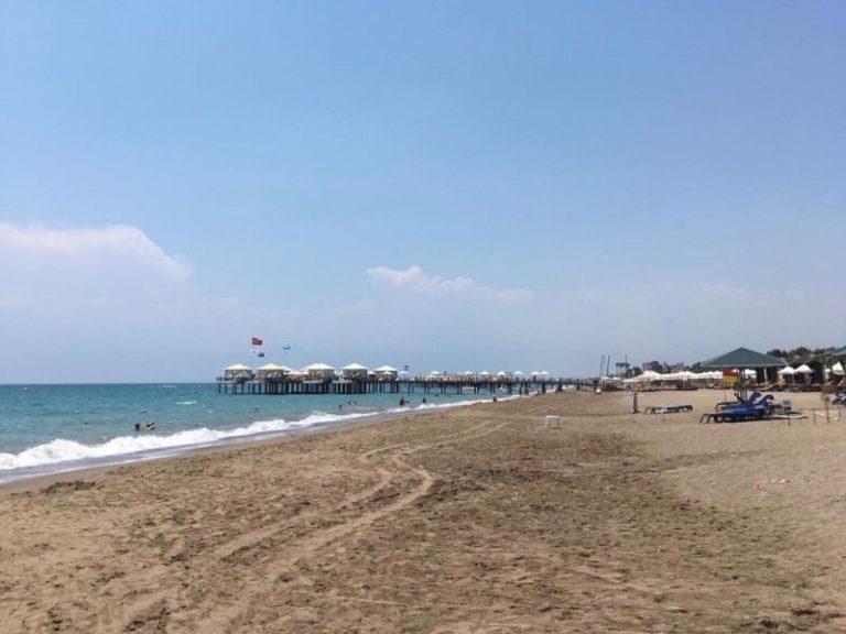 Турция, Анталийское побережье, май 2018